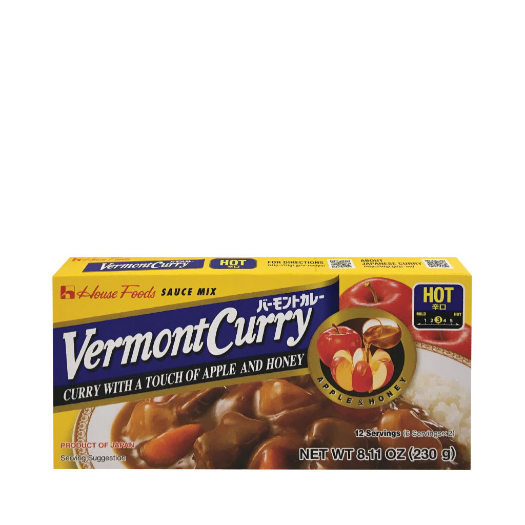 Vermont) Curry Hot Sauce