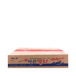 CRD) Dried Korean Anchovy For Roast