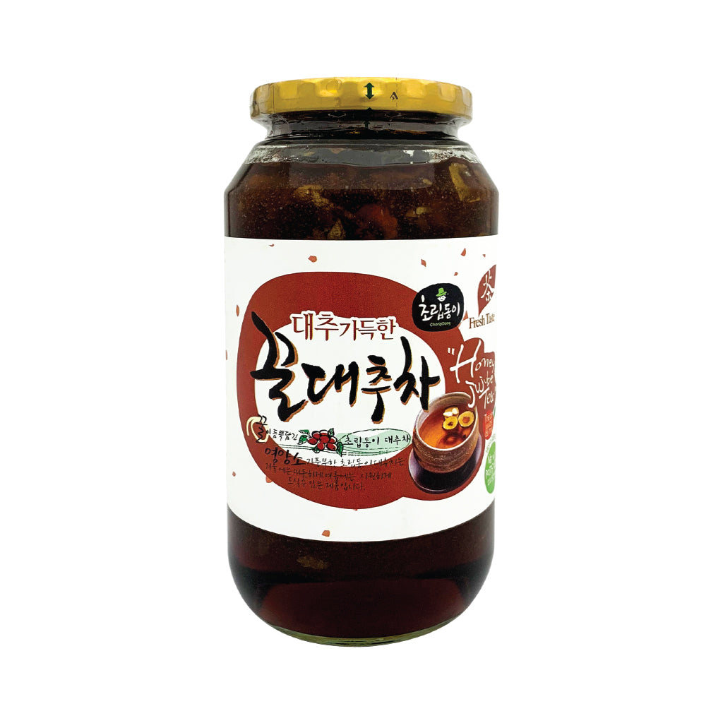CRD) Honey Jujube Tea