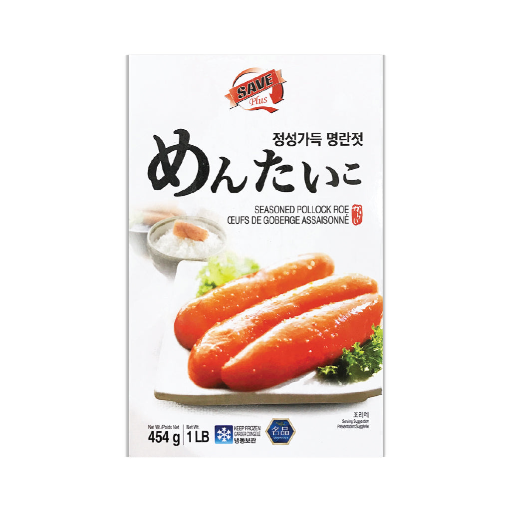 SP) Salted Pollock Roe