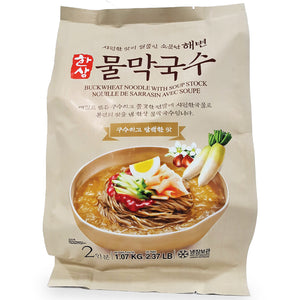 HS) Cold Buckwheat Noodle