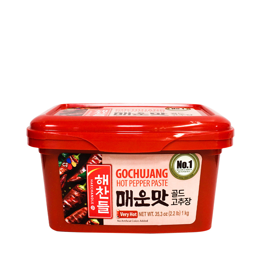 CJ) Hot Pepper Paste Spicy