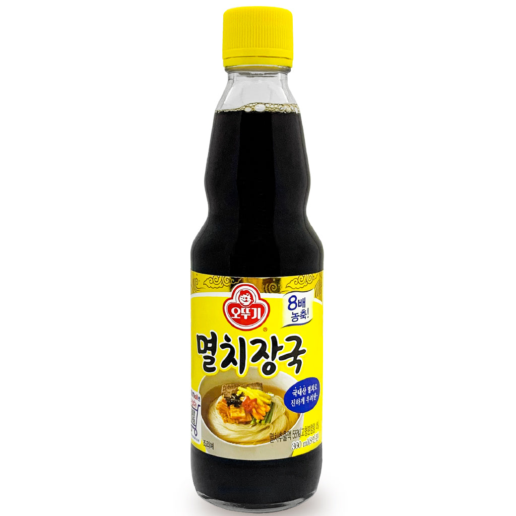OTG) Soy Sauce N Anchovy 360ML