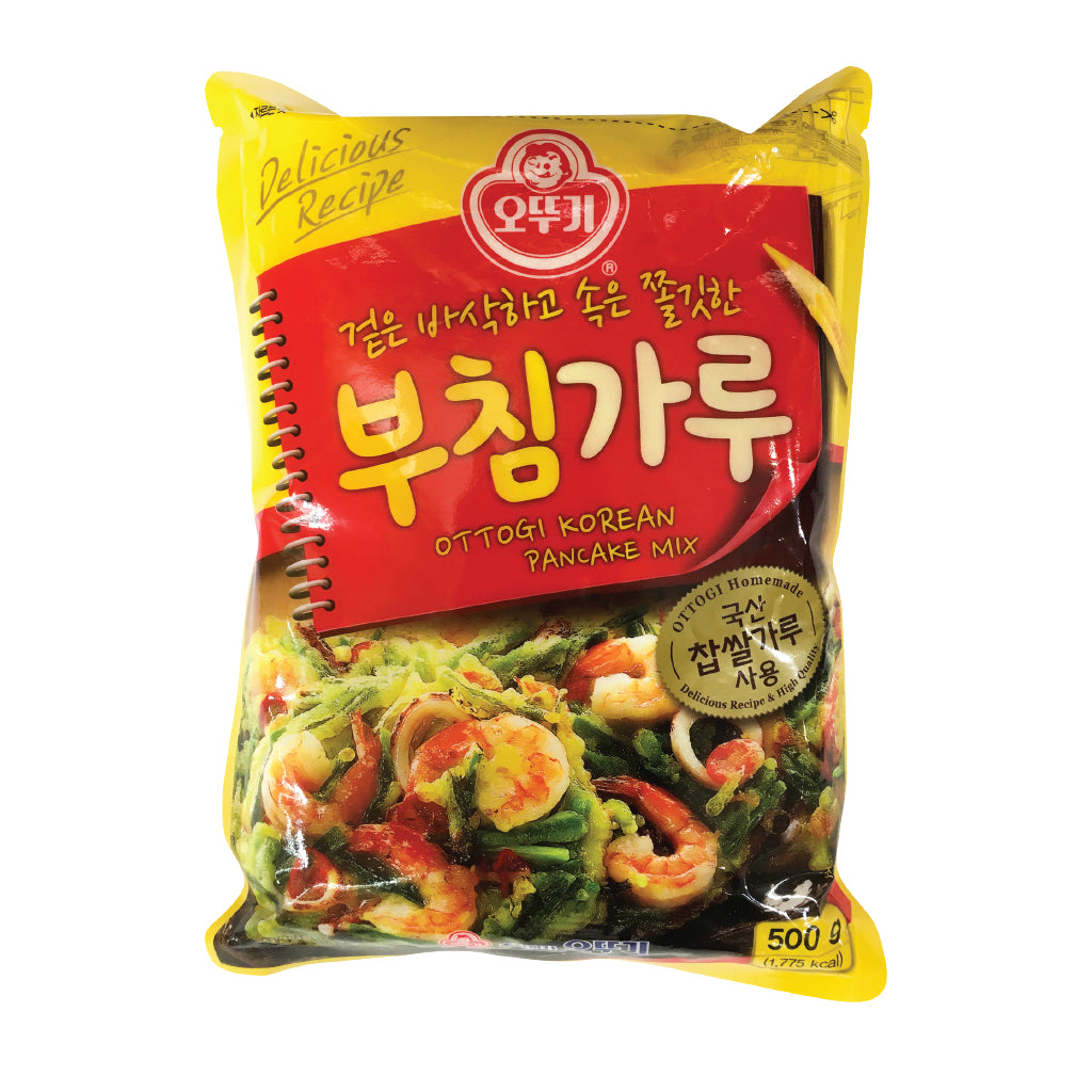 OTG) Korean Pancake Mix Powder