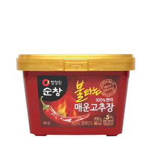 CJO) Hot Pepper Paste Brown Rice Spicy
