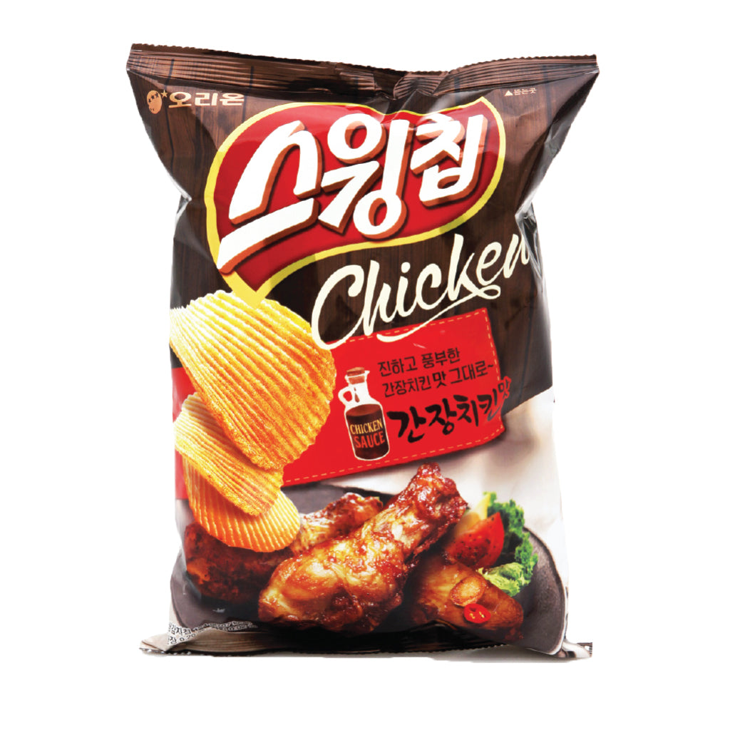 ORO) Swing Chip Soy Sauce Chicken