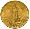 1908 St. Gaudens $20 Gold Plated Coin (1908-1933)