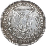 1884 Morgan Silver Dollars Value