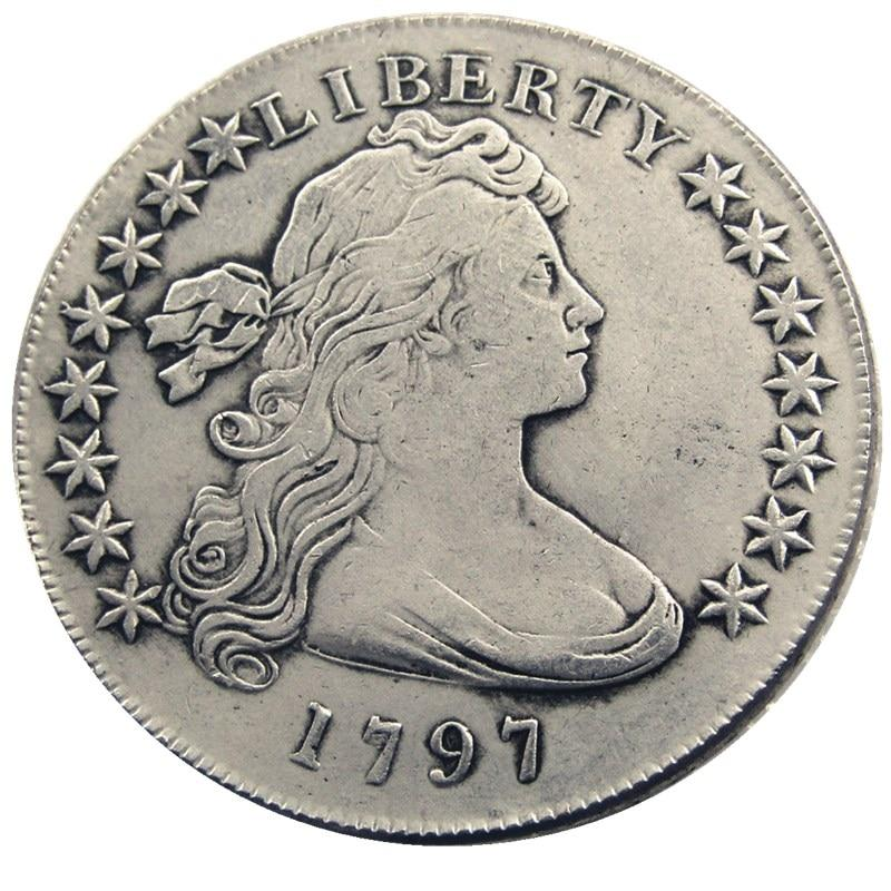 1797 Liberty Brass - COINSPESO