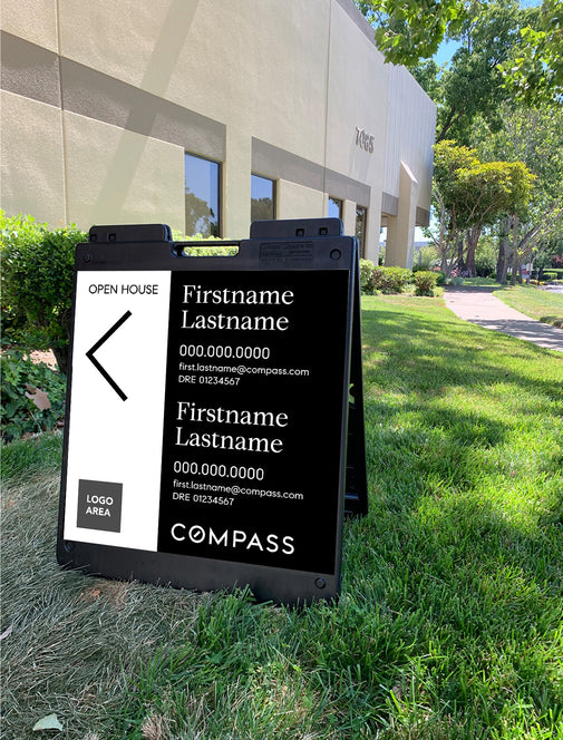 Compass 24x24 Open House with Plasticade Frame (COM-24x24P-4)