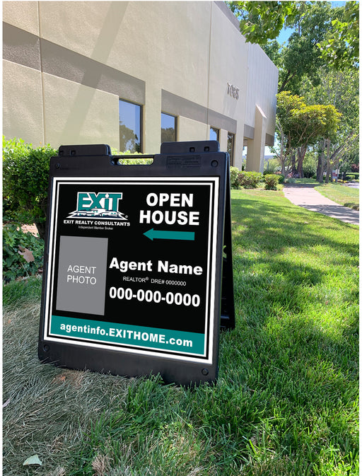 Exit 24x24 Open House with Plasticade Frame (EXT-2424P-1)