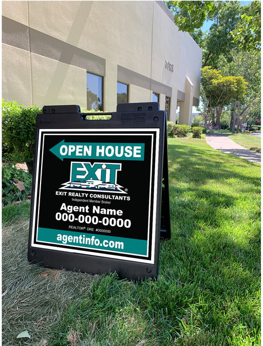 Exit 24x24 Open House with Plasticade Frame (EXT-2424P-2)