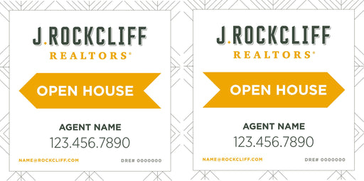 J. Rockcliff 24x24 Open House Panel Set (JRO-2424SET-1)