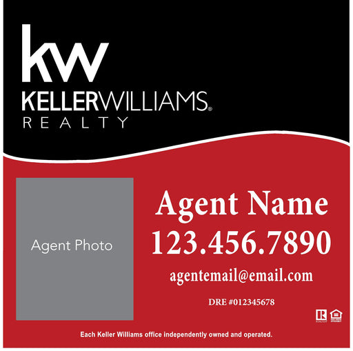 Keller Williams 24x24 Panel (KEL-2424-2)