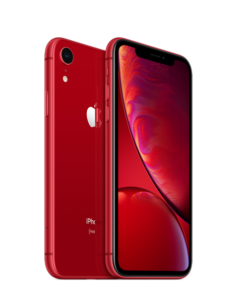 iPhone XR (PRODUCT)RED™