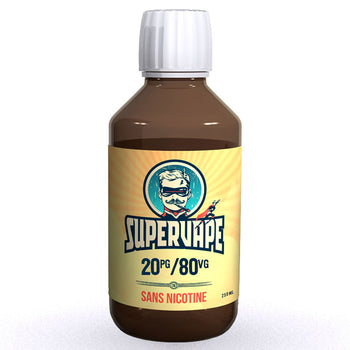 Base | SuperVape | 20/80 | 250 ml