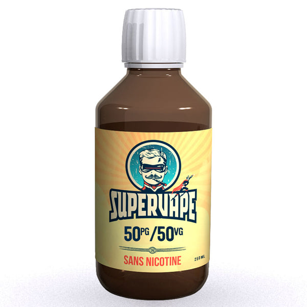 Base | SuperVape | 50/50 | 250 ml