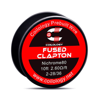 Fused Clapton | Coilology