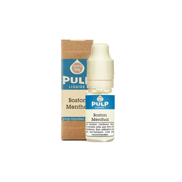 Boston Menthol | Pulp | 10 ml