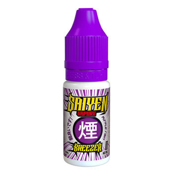 Breezer | Saiyen Vapors | Litchi Raisin Fruit du Dragon | 10 ml