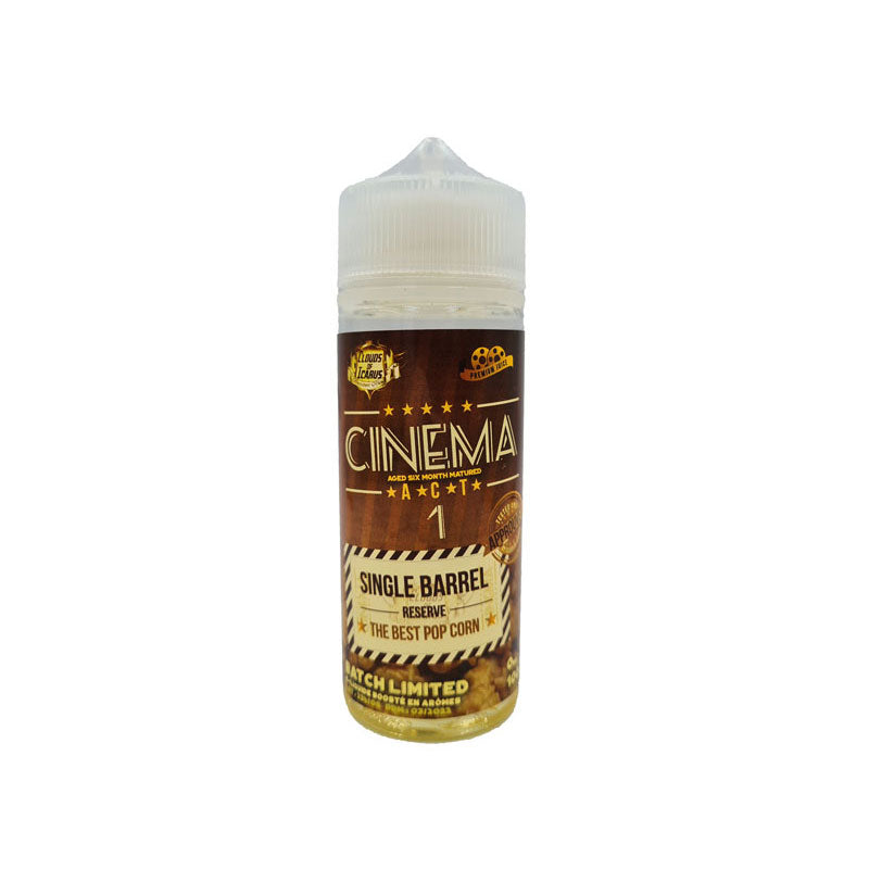 Cinéma Act 1 | Clouds of Icarus | Pop-Corn | 100 ml