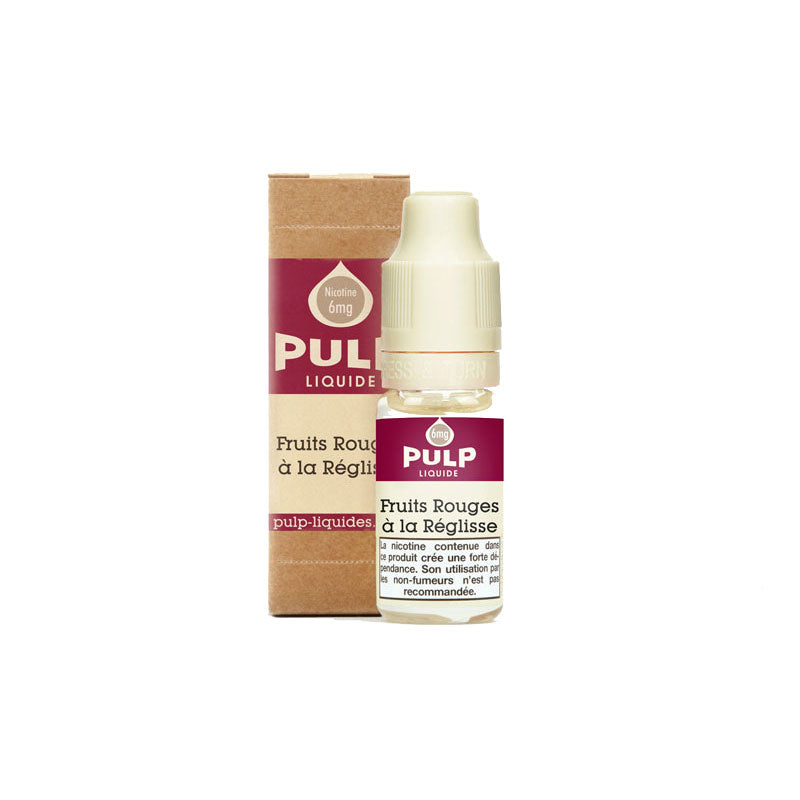 Fruits Rouges à la Réglisse | Pulp | 10 ml