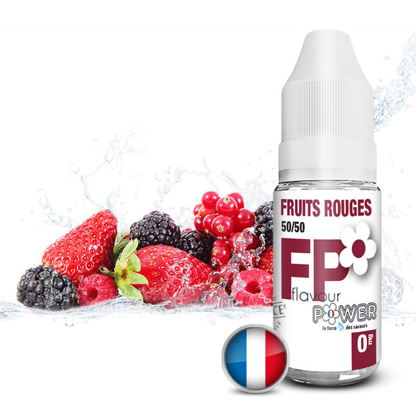 Fruits rouges | Flavour Power | 10 ml