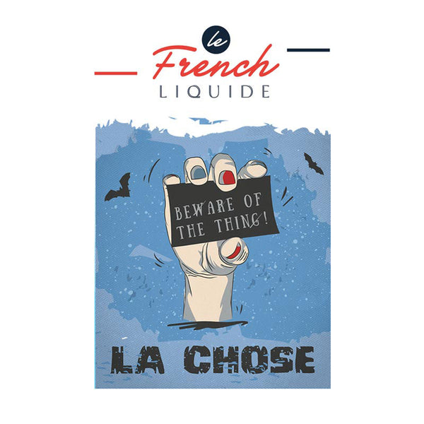 La Chose | Le French Liquide | Caramel Café Noisette | 50 ml