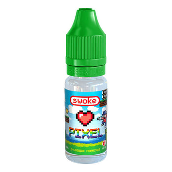 Pixel | Swoke | Fraise Cactus Fruit du Dragon Goyave | 10 ml