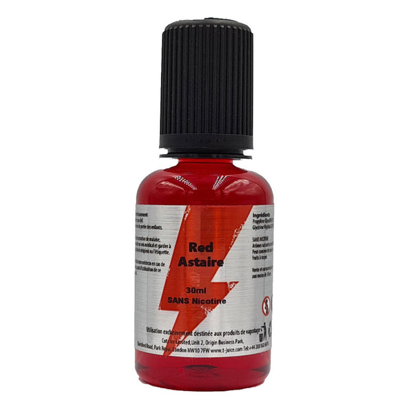 Red Astaire | T-Juice | Fruits Rouges Anis Eucalyptus | 30 ml