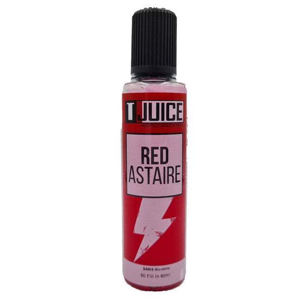 Red Astaire | T-Juice | Fruits Rouges Anis Eucalyptus | 50 ml