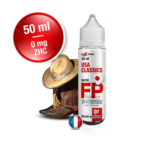 USA Classic | Flavour Power | 50 ml