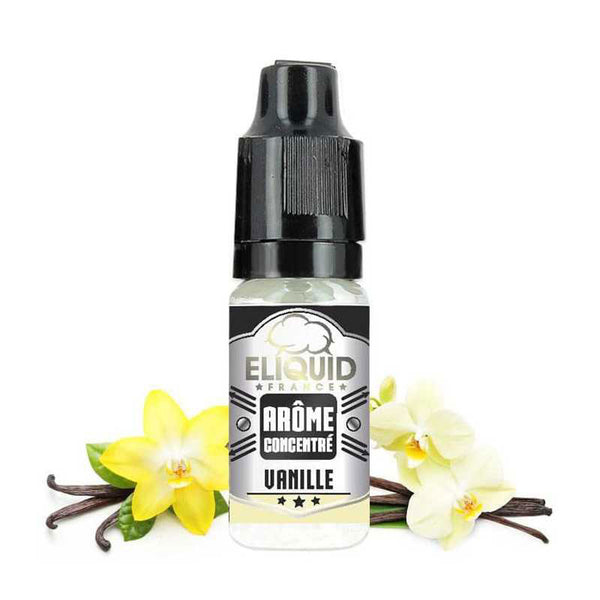 Concentré Vanille | Eliquid France | vanille | 10ml