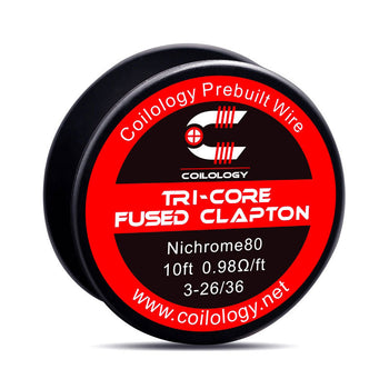 Tri-Core Fused Clapton | Coilology