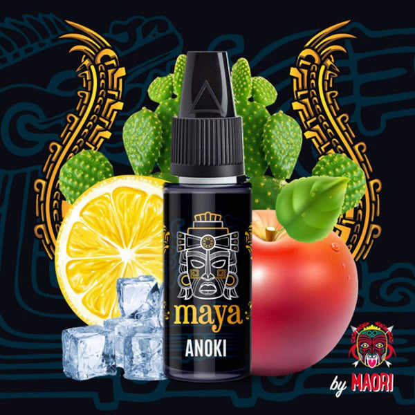 Concentré Anoki Maya | Full Moon | Pomme Citron Cactus | 10 ml