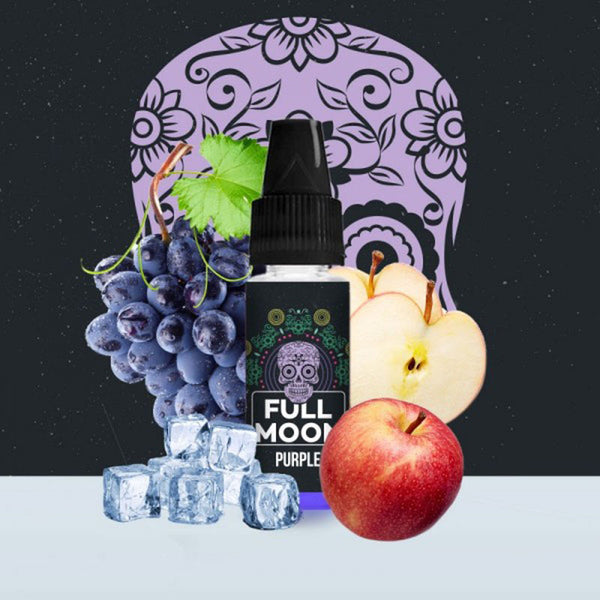 Concentré Purple | Full Moon | Raisin Pomme | 10 ml