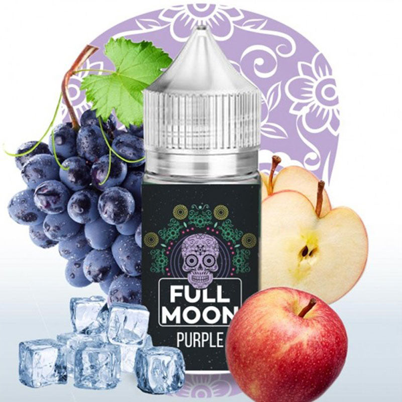 Concentré Purple | Full Moon | Raisin Pomme | 30 ml