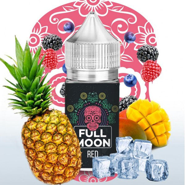 Concentré Red | Full Moon | Mangue Ananas Fruits Rouges | 30 ml