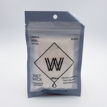 Coton Wet Wick Vapozone Japanese Pads