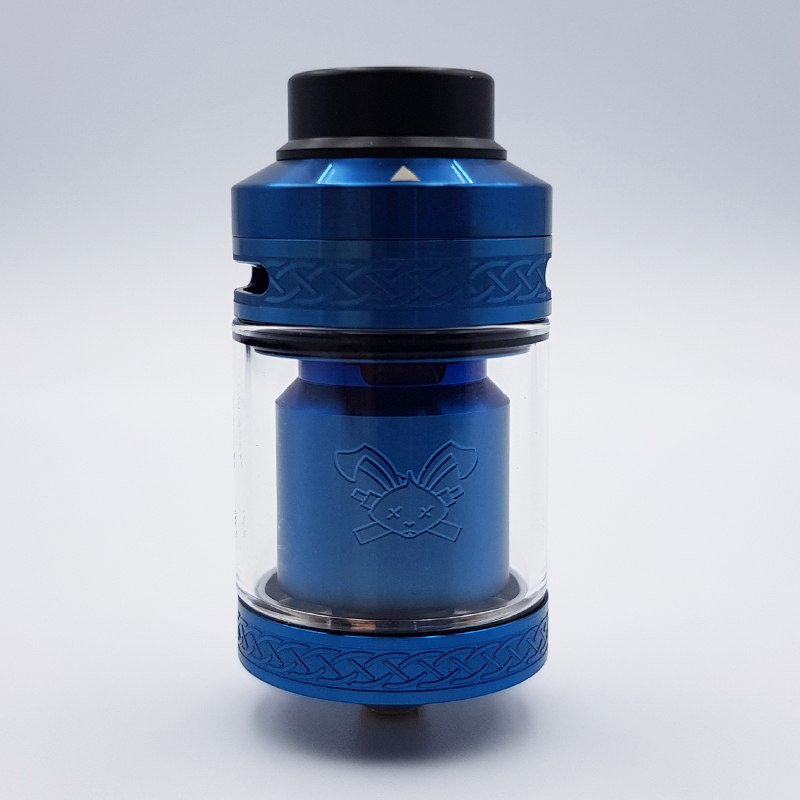 dead rabbit v2 blue bleu cigarette electronique