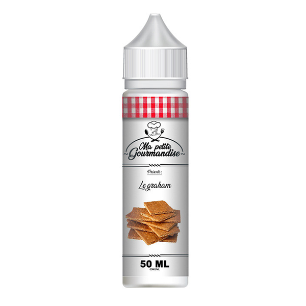 Le Graham | Biscuit Graham - Cannelle | Ma Petite Gourmandise | 50ML