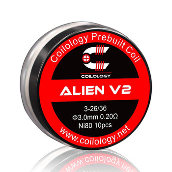 Pack de 10 Coils Alien V2 | Coilology