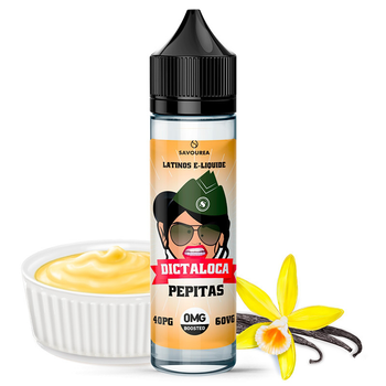 Pepitas | Custard | Dictaloca | 50ML