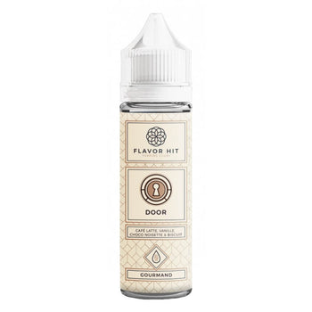 Secret Door | Café latte - Chocolat - Noisette - Biscuit | Flavor Hit | 50 ml