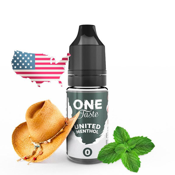United menthol | One taste | 10 ml