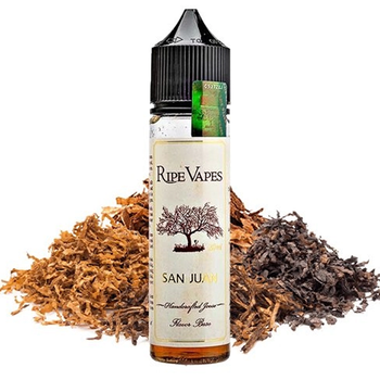 VCT San Juan | Ripe Vapes | Tabac Exotique - Cigare | 50 ml