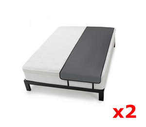 "*New Elite* Sleep Mat *Twin Pack* (27"" X 84"")"