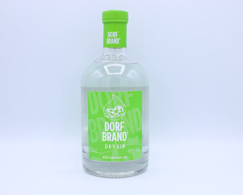 Dorfbrand Dry Gin 40% vol. (70cl)