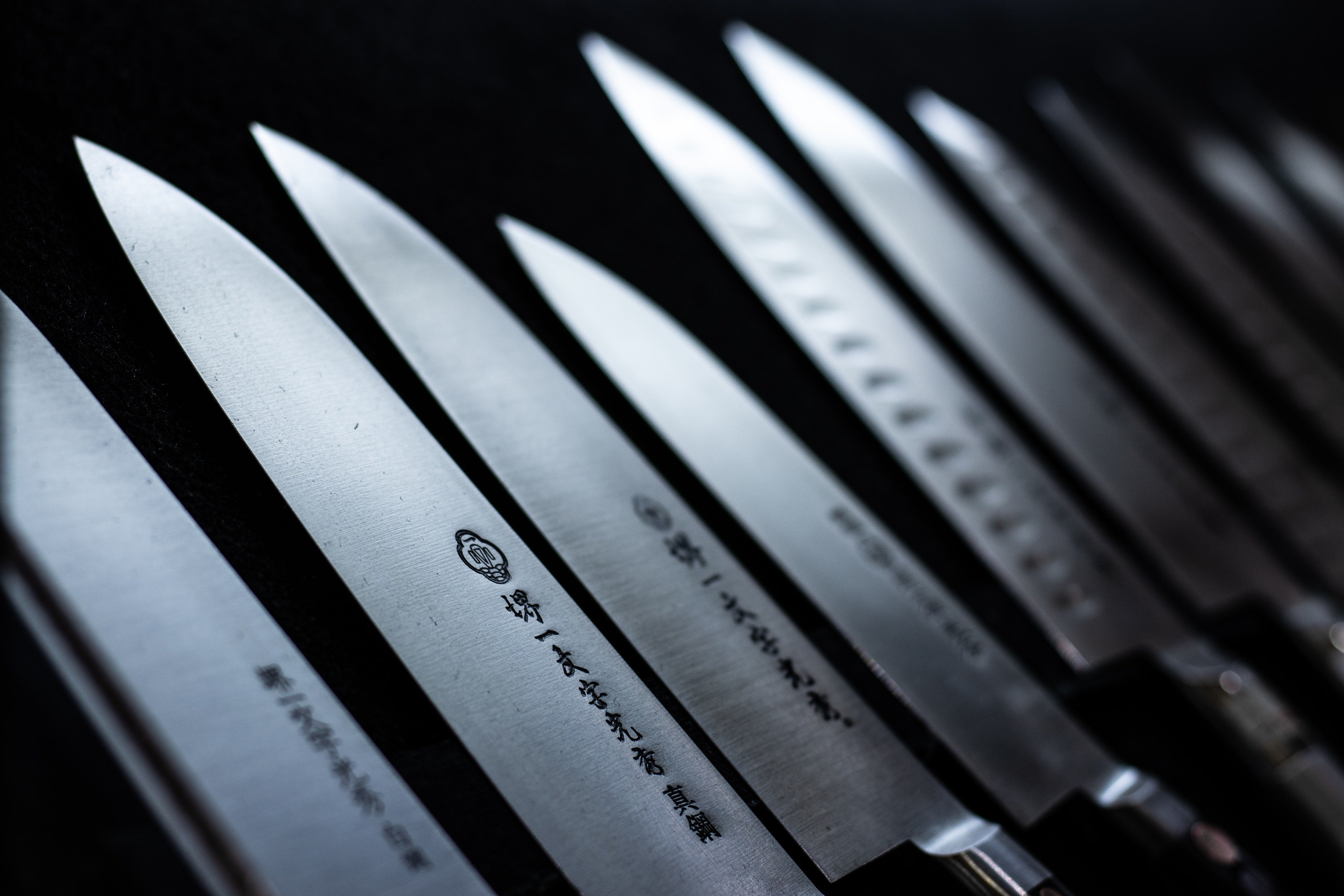 Why Japanese Knives are the best in the world ?