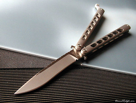 Where can I buy a butterfly knife